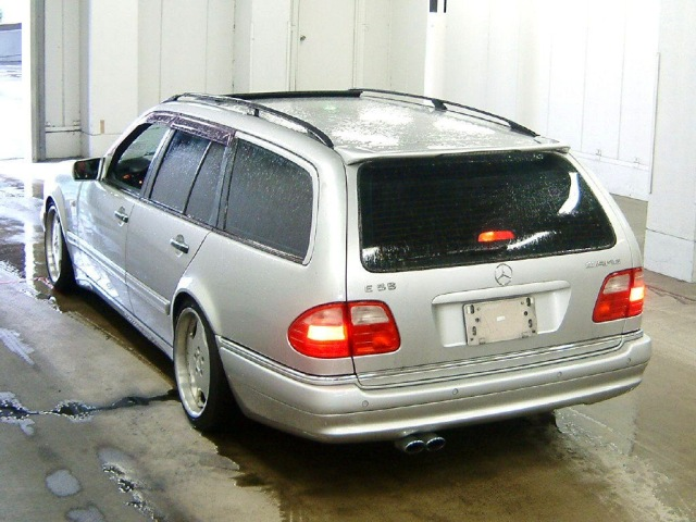 W210 E55 Estate Production Numbers